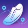 ランニングコーチ:Red Rock Apps社製の音声ガイド、GPSや情報を内蔵した様々なランニングの目標を達成するためのトレーニング計画