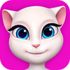 Out Fit 7 Ltd. - My Talking Angela  artwork